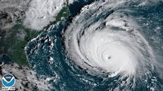 Hurricane Florence - Latest Satellite Imagery is Amazing and Terrifying