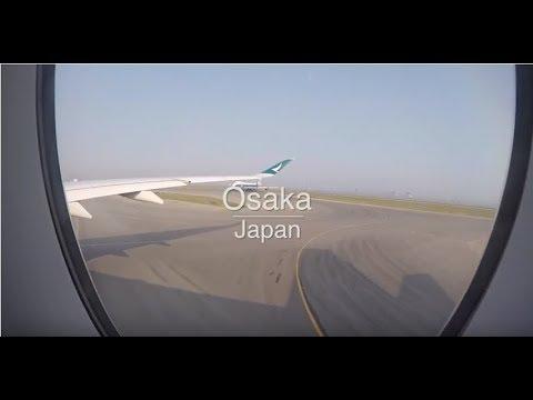 Osaka, Kampai! | Travel Vlog