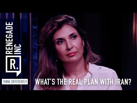 Renegade Inc: What's the real plan with Iran?