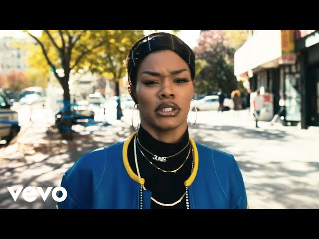 Teyana Taylor ft. Ghostface Killah, Method Man, Raekwon - Gonna Love Me (Remix) [Official Video]