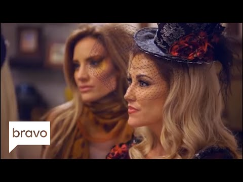 RHOD: Season 2 First Look - LeeAnne and Stephanie Have Halloween Drama | Bravo
