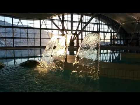 Swimming pool Malik in Nuuk Greenland