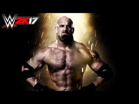 "#LR WWE 2K17 Goldberg Theme Song ""Invasion"" +Arena Effects"
