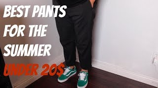 BEST CROPPED PANTS FOR UNDER 20$