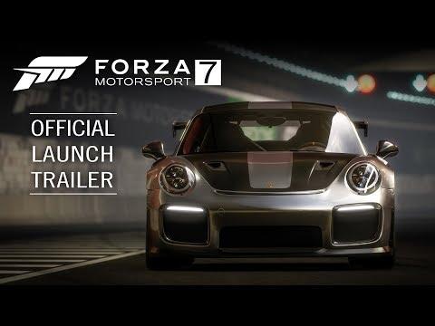 Forza Motorsport 7 4K Launch Trailer
