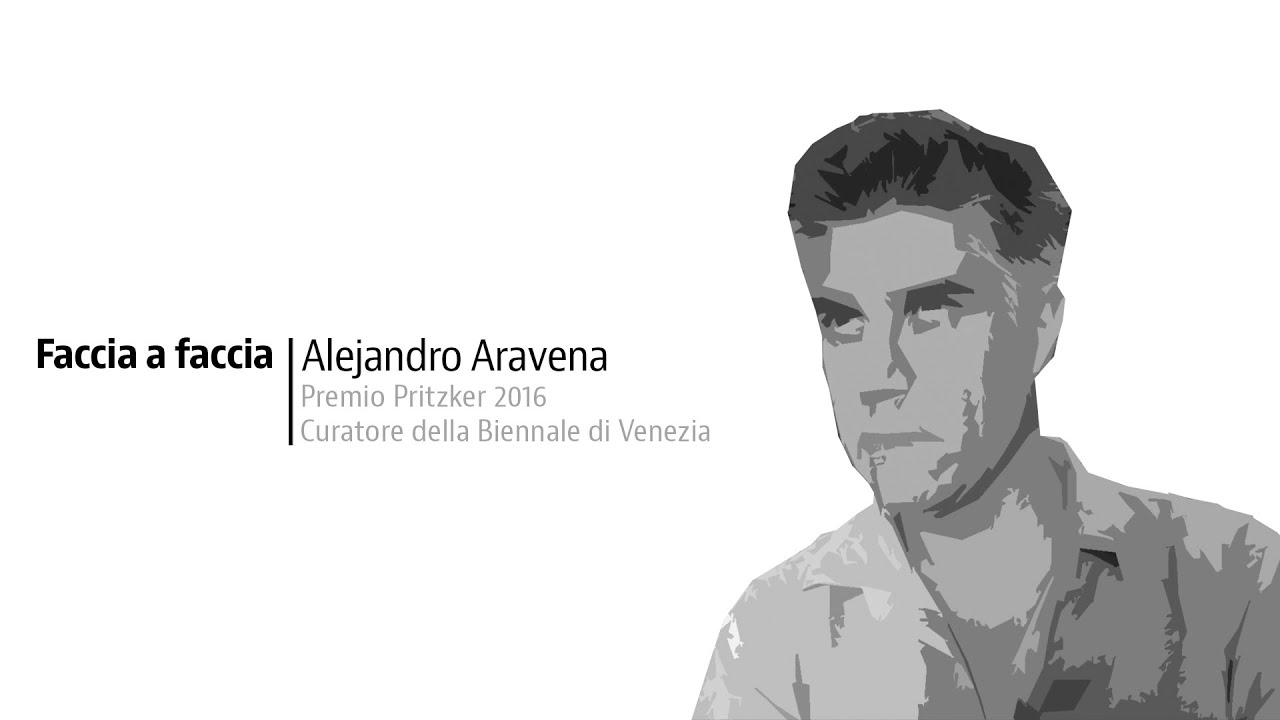intervista ad alejandro aravena curatore della biennale di venezia e premio pritzker