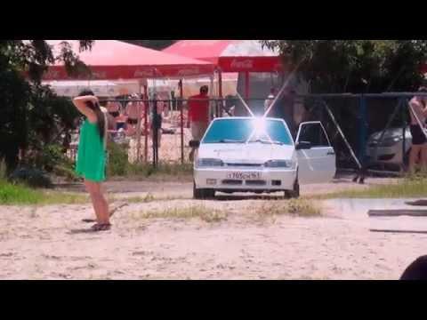 Тринаха на пляже Каррера тестовый выезд