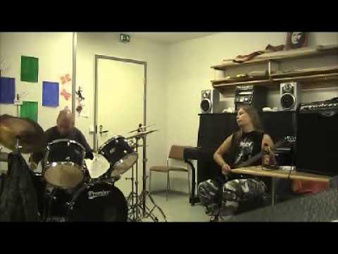Blasphemic Christ & Necrogoat - Rehearsal,...
