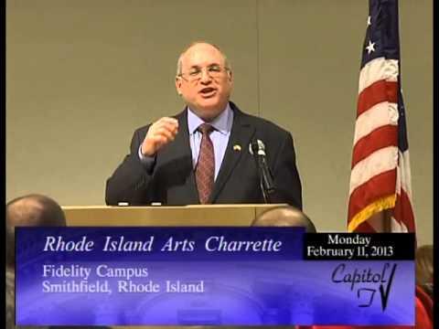 Rhode Island 2013 Arts Charrette