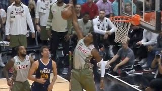 "Hassan Whiteside's Best ""Snatch-Blocks""!"