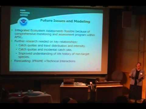 Anne Hollowed Part 2 - AK Fisheries Management & Villy Christensen Part 1 - Tools To Implement EBFM