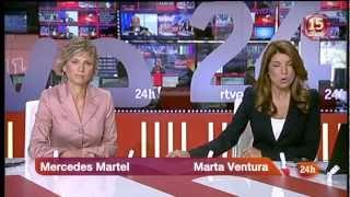 TVE 2012: 15 años del Canal 24 Horas