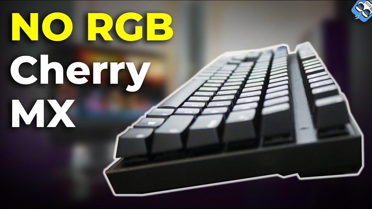 Gigabyte Force K83 Cherry MX switch Mechanical keyboard Review