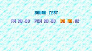 Sonic CD (european version) - Tidal Temptest  Zone 1 Music - User video
