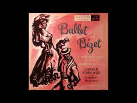 Bizet L'Arlesienne Suites 1 & 2 Leopold Stokowski