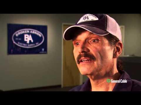 General Cable - Tru-Mark Testimonial Video