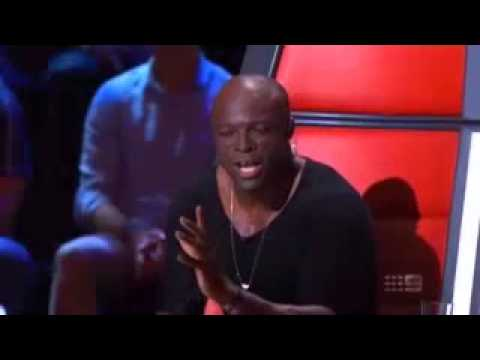 Delta Goodrem and Seal didnt see eye to eye after Michelle Martinezs