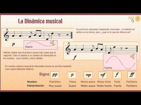 Dinámica musical