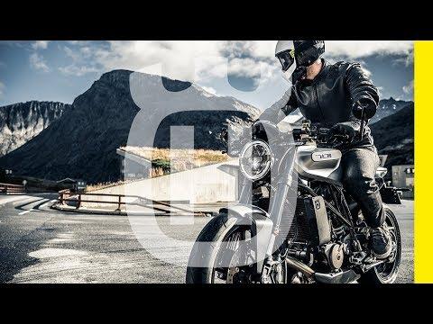 VITPILEN 701- Simple. Progressive. | Husqvarna Motorcycles