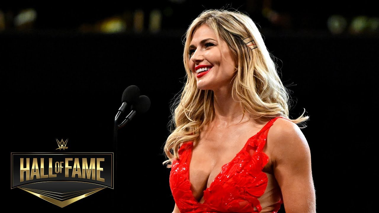 How Wwe Taught Torrie Wilson To Face Her Fears Wwe Hall Of Fame 2019 Wwe Network Exclusive