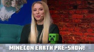 MINECON Earth 2018 - The Pre-Show!