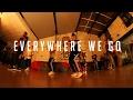 SONREAL - EVERYWHERE WE GO | KIDOU CHOREO | REGULAR JAN