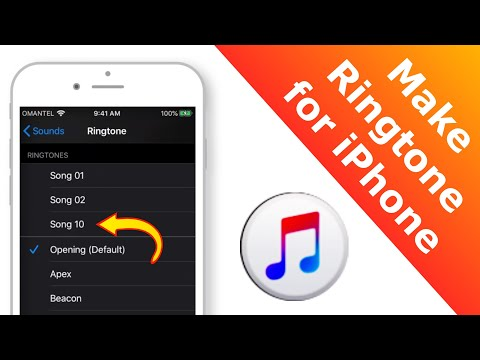 How to make a custom iPhone ringtones on iTunes. For many people, a ringtone is an expression of the.