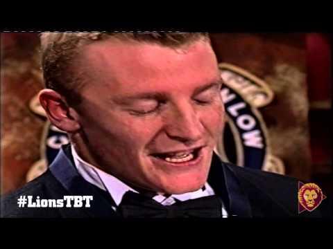 #TBT: Voss Brownlow Win