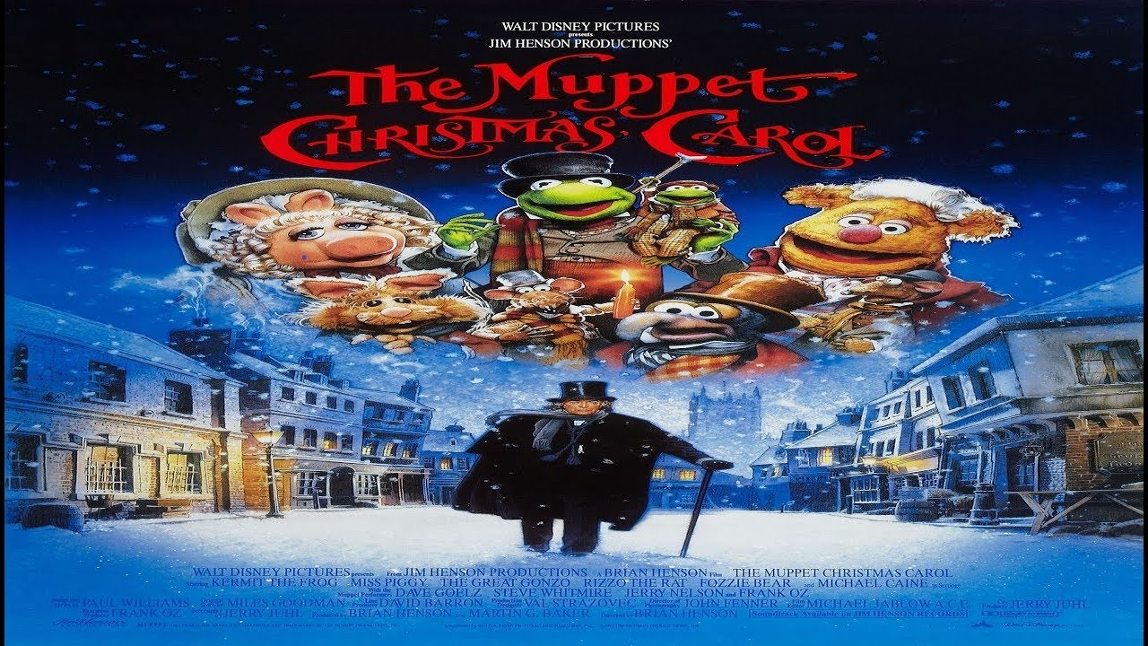 'The Muppet Christmas Carol' (1992) Review - YouTube