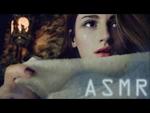 ASMR GERMAN - (๑ᵕ⌓ᵕ̤)Schlafhypnose-Lass uns träumen im gemütlichen 🏠 am See! -🍀 🐞 🌊 deutsch