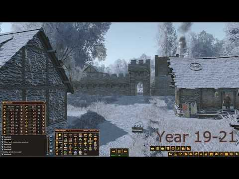 Forest Village Life is Feudal | Years 19 to 21 | Market Trade and Sheep