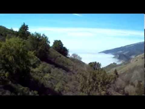 Big Sur Beauty Above the Fog 360