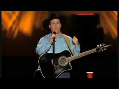 Sing you bastard chicken   Rodney Carrington