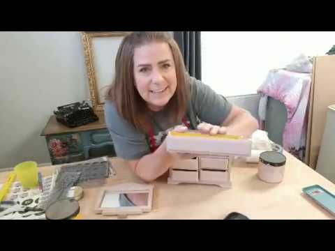 Jewelry Box Staging And Design Youtube