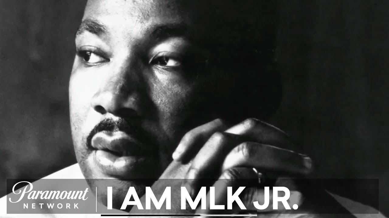 I Am Mlk Jr Official Teaser Paramount Network Youtube