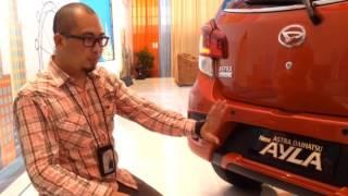 Impresi Awal New Daihatsu Ayla