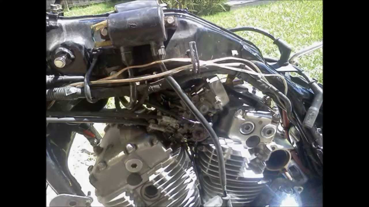 Honda Shadow Rebuild Youtube 1984 700 Wiring Diagram