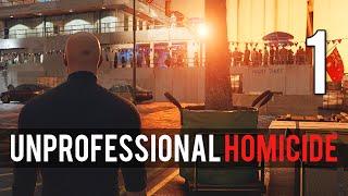 [1] Unprofessional Homicide  (Let