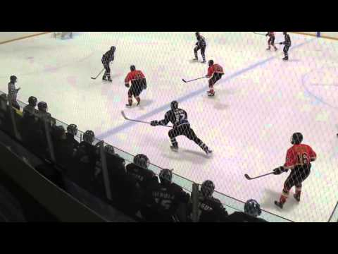 Elgin Middlesex Chiefs 2000 VS Huron Perth Lakers 08NOV15 Chiefs 7 Lakers 4