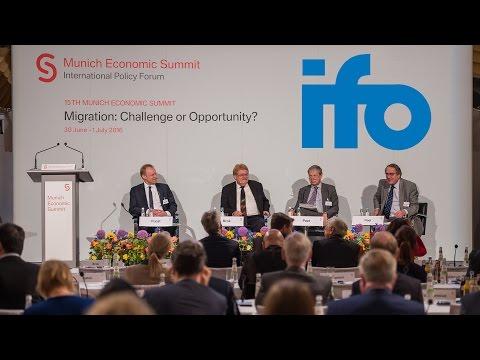 Munich Economic Summit - Brexit - Panel Discussion