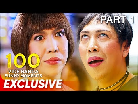 100 Vice Ganda Funny Moments   Part 1   Stop Look and List It!