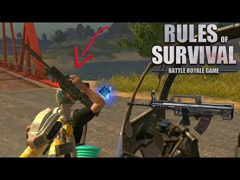Cover Lagu Noah Uses the *New* QBZ97 Assault Rifle! (Rules of Survival) stafamp3