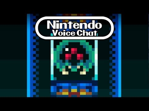 Playing and Discussing Super Metroid on the Wii U Virtual Console - Nintendo Voice Chat