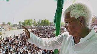 Lalu wants to send Modi to Pakistan; BJP says send him instead
