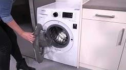 Samsung AddWash: Kalibrierung der Waschmaschine
