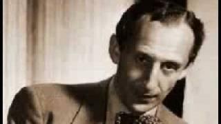 Vladimir Horowitz plays Schumann Sonata No. 3 (1/4)