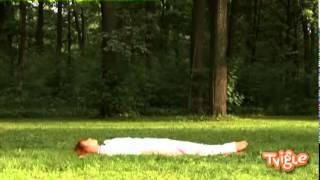 Позы йоги для похудения