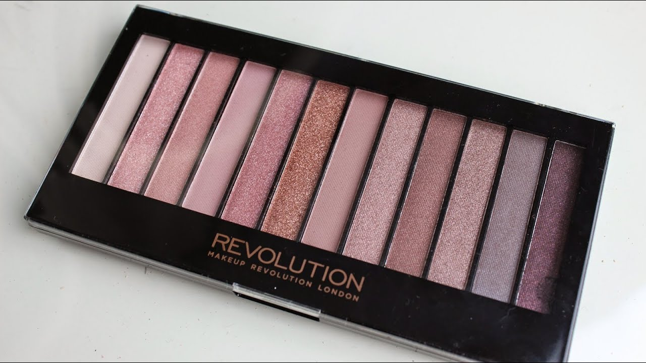 Makeup revolution iconic palette