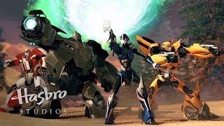 Transformers Prime - Epic Trailer