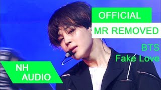 mr removed bts 방탄소년단 fake love 2